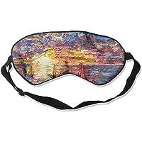 Art Painting Sea Sailboats Colored Sleep Eyes Masks - Comfortable Sleeping Mask Eye Cover For Travelling Night... preisvergleich bei billige-tabletten.eu
