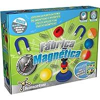 Science4you - Fábrica Magnética, Juguete Educativo y científico (485072)