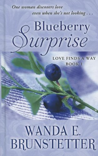 Blueberry Surprise (Love Finds a Way) by Wanda E. (2012-06-22)