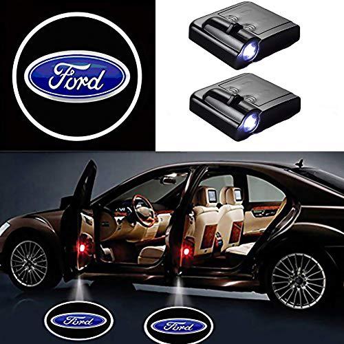 Autotür Logo Licht Projektor Türbeleuchtung Einstiegsleuchte Projektion Licht LED Laser Projektor Door Logo Licht (für Ford)