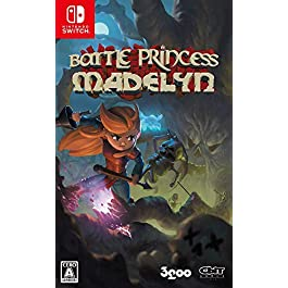 BATTLE PRINCESS MADELYN NINTENDO SWITCH REGION FREE, GAME IN ENGLISH