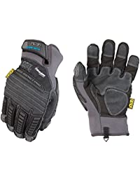 Mechanix Wear Hommes Winter Impact Pro Gants Noir