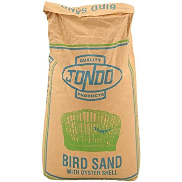 Bird Sand with Oyster Shell – 25Kg
