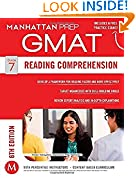 #10: GMAT Reading Comprehension (Manhattan Prep GMAT Strategy Guides)