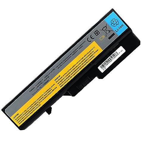 New Laptop Battery for Lenovo IdeaPad G460 G560 V360 Z370 Z380 Z460 Z465 Z560 Z570 L09S6Y02 Li-ion 9 Cell 10.8v 7800mAh/86wh 12 month warranty Bay Valley Parts®