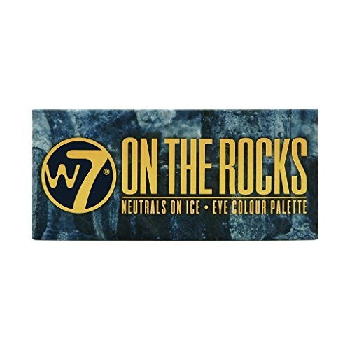 Palette W7 On the Rocks - Neutrals on Ice