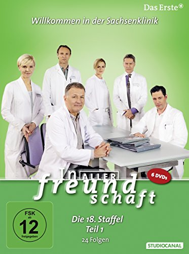 Staffel 18, Teil 1 (6 DVDs)