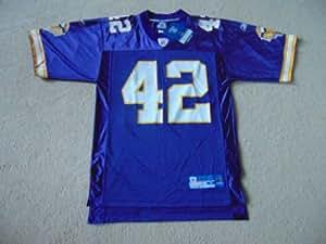 Minnesota Vikings NFL Maillot de Football américain-Affûteur#42 petites Owc NWT pour homme