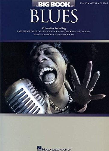 The Big Book of Blues Piano, Voix, Guitare (Pvg)