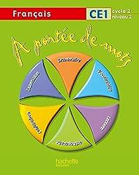 Français CE1 A portée de mots