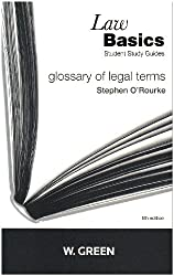 Glossary of Legal Terms (Law Basics)