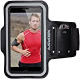 AARATEK Pro Sport Armband for iPhone SE, 5, 5s, 5c, 4, 4s, iPods... (Various Colors) - Rated #1 - Best for running, workouts, cycling, fitness, or any activity outside or in the gym!