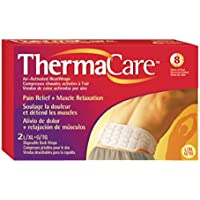 Preisvergleich für ThermaCare Air-Activated Heatwraps, Back & Hip, S/M 2 ea by PFIZER CONSUMER PRODUCTS