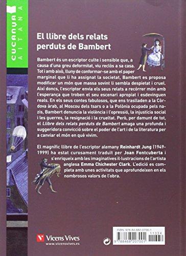 El Llibre Dels Relats Perduts De Bambert-Aitana (Col.lecció Cucanya Aitana) - 9788468207001