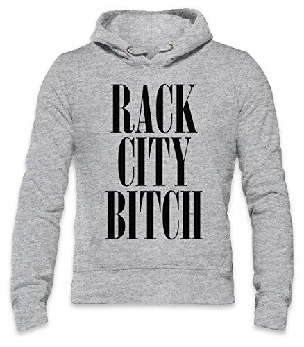 Rack City B*tch Mens Hoodie XX-Large Chris Beanie Wells