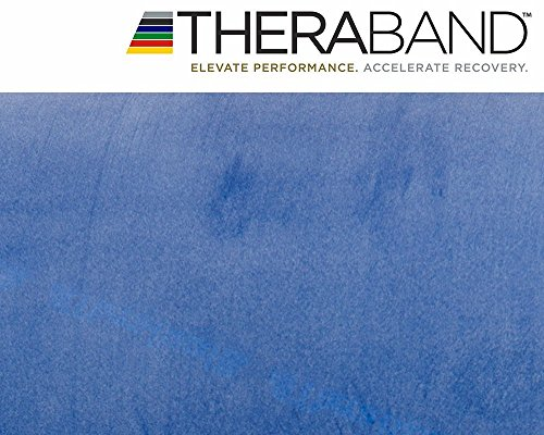 Thera-Band® Blau - Natur Talkum-puder