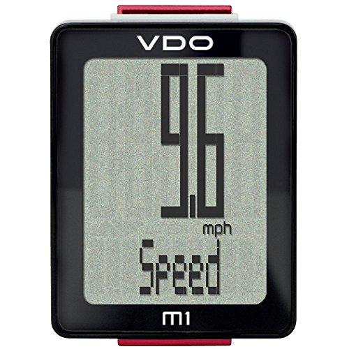 VDO M1 CYCLE   ACCESORIO DE ILUMINACION PARA BICICLETAS  COLOR NEGRO  TALLA N/A
