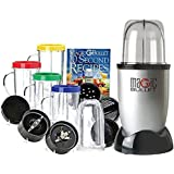 Limra Amazing Bullet Hi Speed Blender Mixer, Juicer Grinder & Chopper BPA Free 21 Pieces Set Mixer Blender Blade