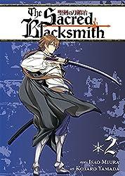 Sacred Blacksmith, vol.2, The