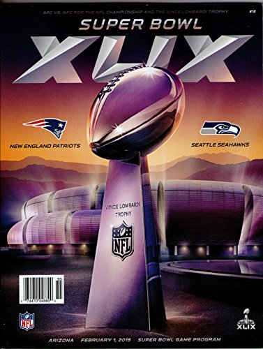 nfl-super-bowl-xlix-2015-official-game-day-program-new-england-patriots-v-seattle-seahawks
