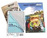 Padi Open Water Manual mit RDP Tisch * Englisch