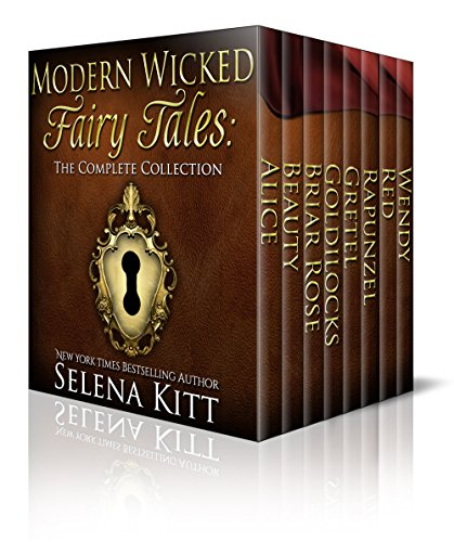 Naughty Red Riding Hood - Modern Wicked Fairy Tales: Complete