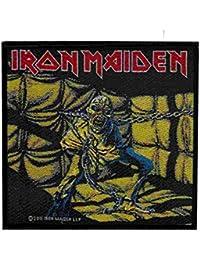 Iron Maiden–Piece of Mind parche/Patch