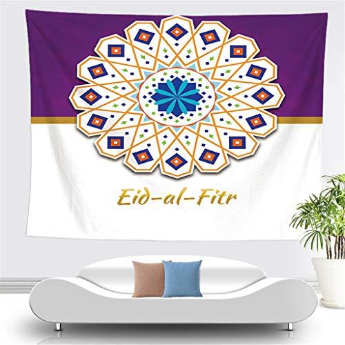 Miss zhang's shop tapestry mandala di colore decorazione della casa di moda stampa digitale - può essere utilizzato come tovaglie telo mare copriletto 180(h) x200(l) cm arte arazzo
