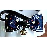 Designeez 100% Cotton Dog Dresses (Style: Blue & Size: L) #266