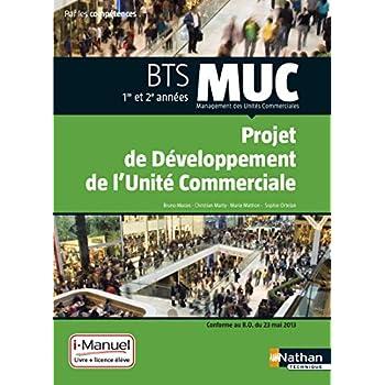 MUC - Projet de développement de l'unité commerciale