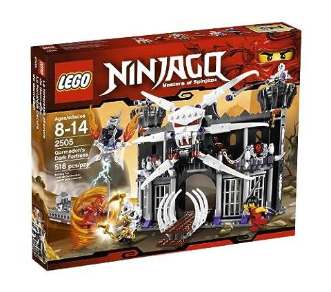 LEGO Ninjago Garmadon's Dark Fortress 2505 by LEGO