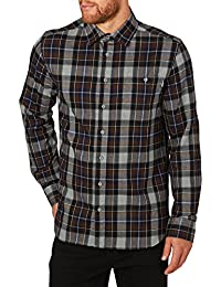 Etnies Shirts - Etnies Cobura Long Sleeve Shirt - Multi Check