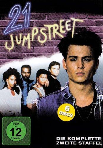 21 Jump Street - Die komplette zweite Staffel [6 DVDs]