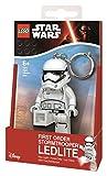 LEGO Rocco Juguetes LGL-KE94-Llavero Star Wars Stormtrooper