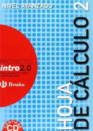 Intro 2.0 Hoja de cálculo 2 (Castellano - Material Complementario - Intro 2.0) - 9788421660379