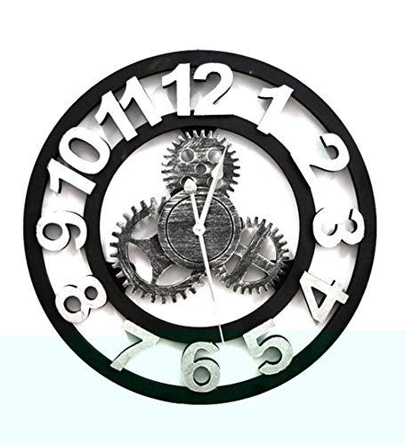 Design; Reloj De Pared Cerveza Decoración Retro Cerveza Premium Acrylglas Novel In