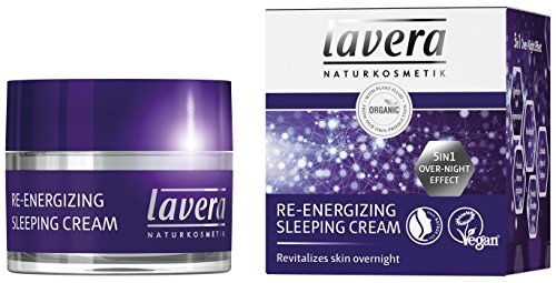 Lavera Re-Energizing Sleeping Cream 50ml