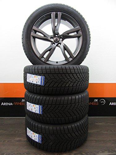 Lot de 4 roues d'hiver 20 pouces pour Volvo XC90 II type L 9J ET 38,5 x 108 mAh