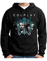 35mm - Sudadera Con Capucha - Coldplay - Pop - Hoodie