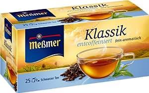 Meßmer Klassik entcoffeiniert 25 TB, 2er Pack (2 x 43,75 g Packung)