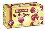 Teekanne Heiße Liebe 60g 20 Beutel