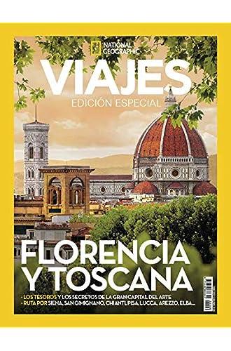 Extra National Geographic Viajes. Nº 9. Septiembre Florencia y La Toscana