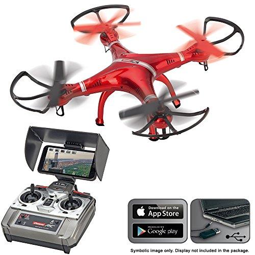 Carrera RC 370503006 - Quadrocopter RC Video Next, Fahrzeuge mit Funktion - 4