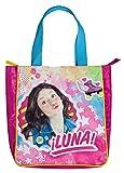 Undercover SORN7853 Shopping Bag, Disney Soy Luna, ca. 32 x 29 x 9 cm