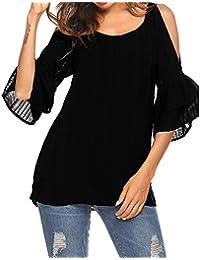 SANFASHION Bekleidung - Camisas - Casual - para Mujer