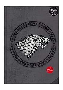 Images de Star Game of Thrones Stark lumineux à ordinateur portable