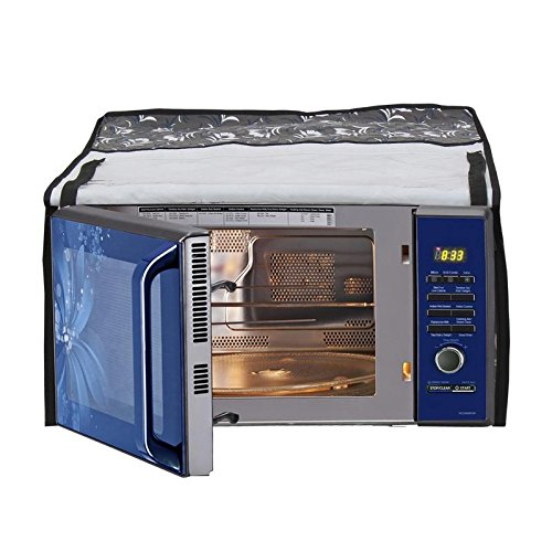 Glassiano Printed Microwave Oven Cover for Samsung Grill 20L Model (GW732KD - B/XTL)  available at amazon for Rs.399