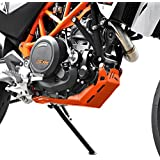 Protection de moteur KTM 690 SMC/ R 08-16 orange
