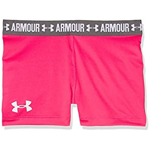 Under Armour Mädchen Armour Shorty Kurze Hose