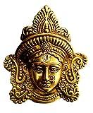 Purpledip Ottone Statua dea Durga